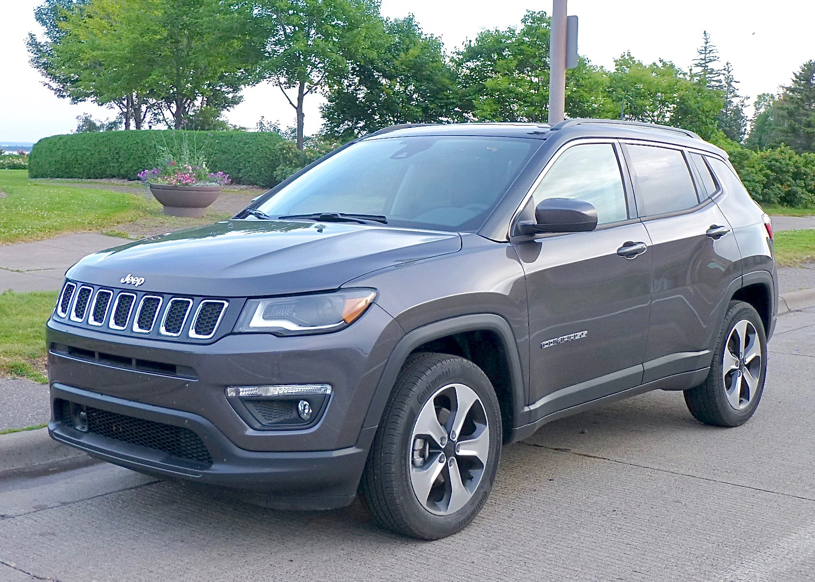Jeep's new Compass is truly a global exercise, with an engine of South Korean, Italian and U.S. heritage.