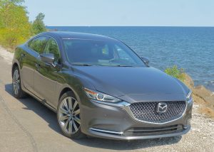 An all-new Mazda6 is due in 2019, but Mazda couldn't wait, spiking the 2018 with a turbocharged engine.
