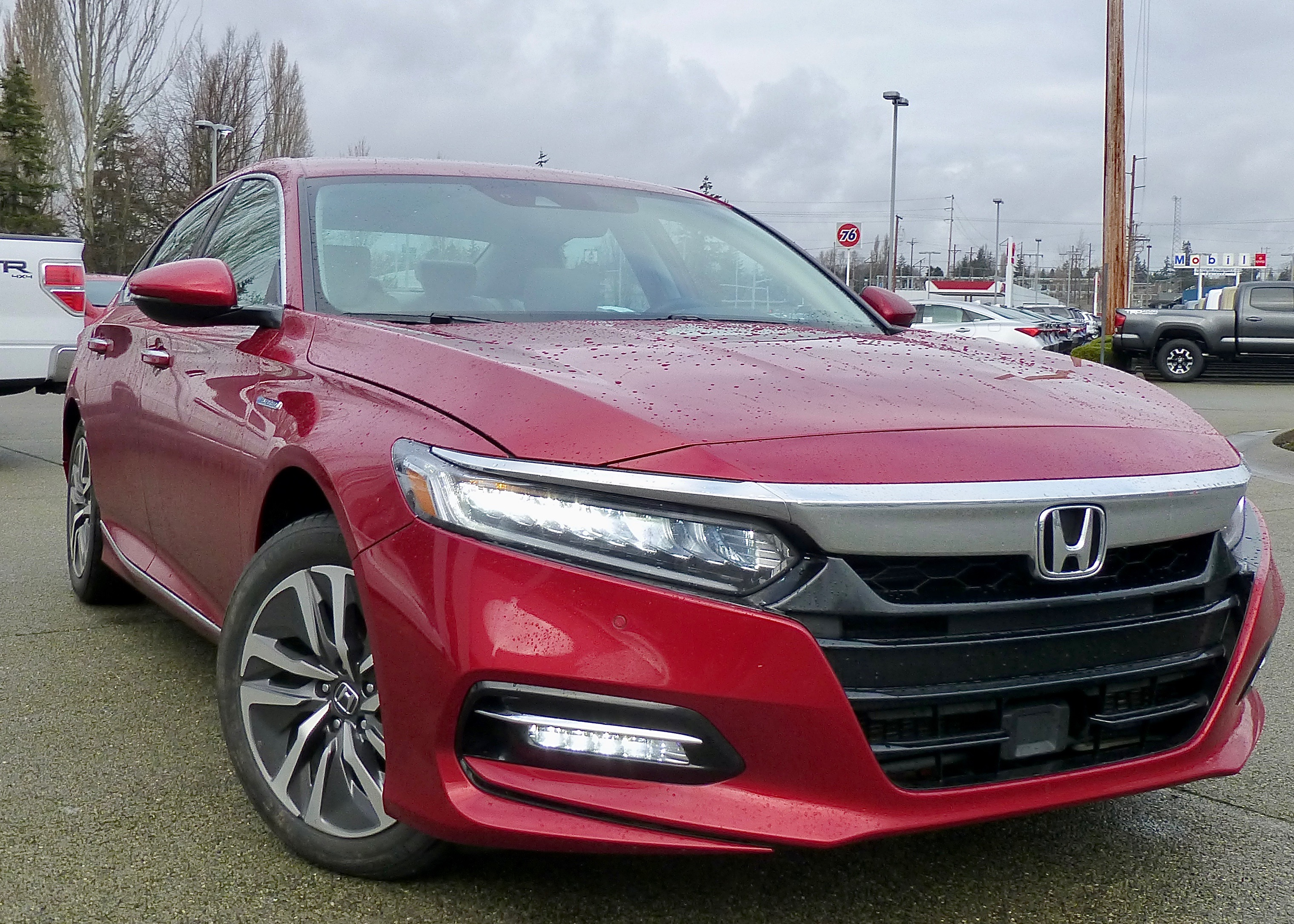 Accord is bigger and bertter for 2019, and the hybrid version adds power and fuel economy.