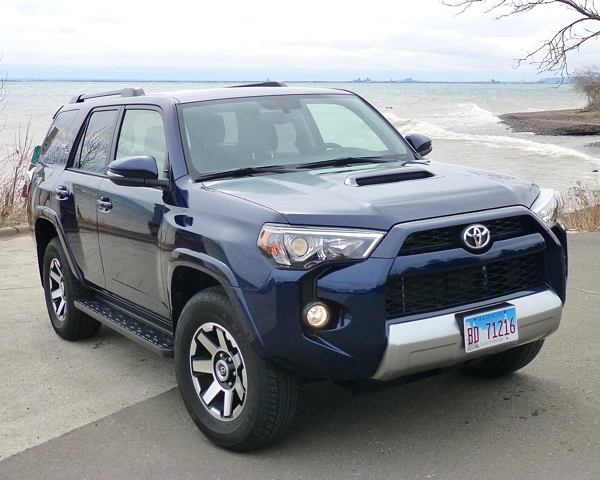 Stylishly rugged, the 2019 Toyota 4Runner offers no surprises.