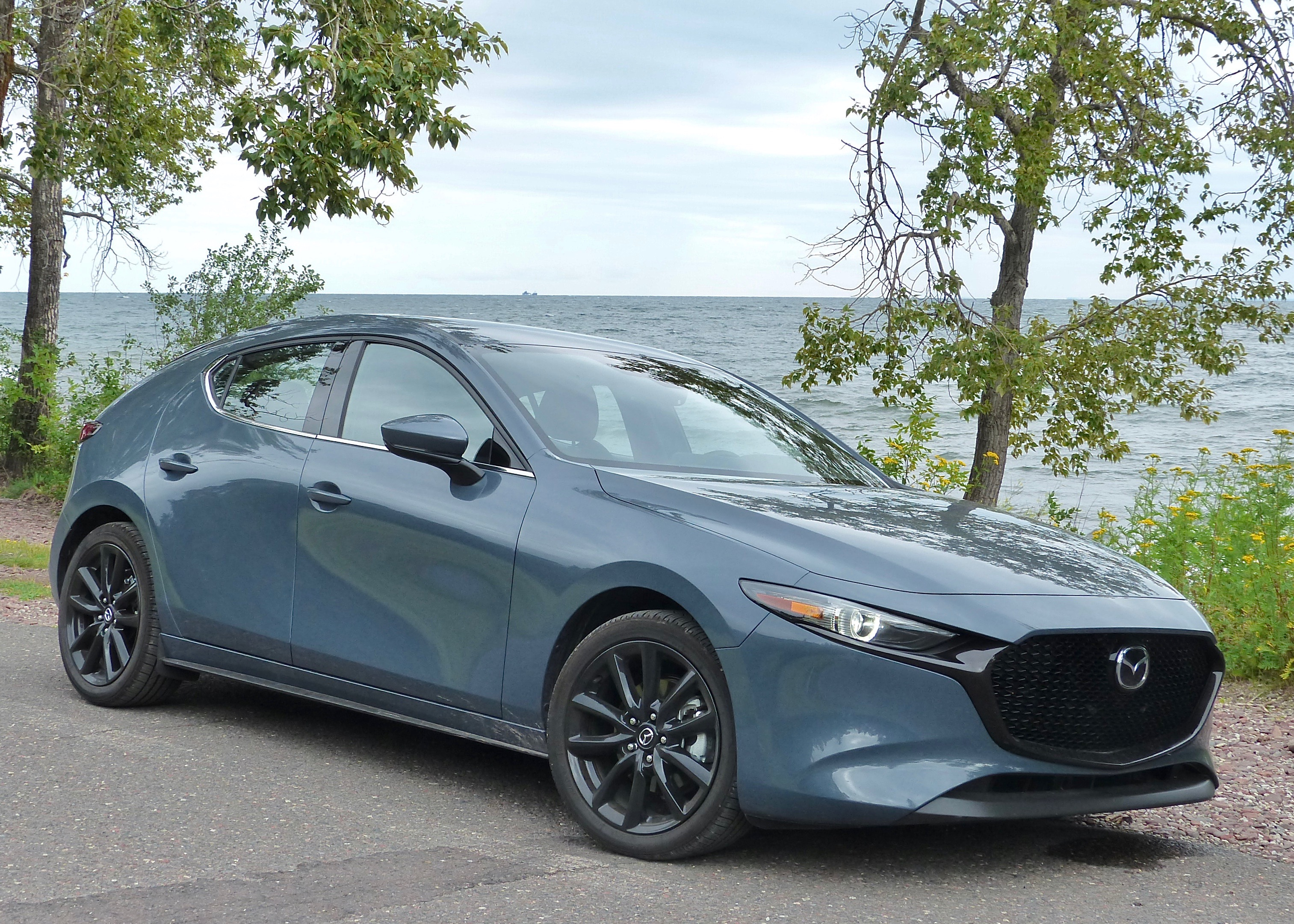 Newest Mazda3 pushes Civic, Corolla, Elantra GT, Jetta to compact challenge.
