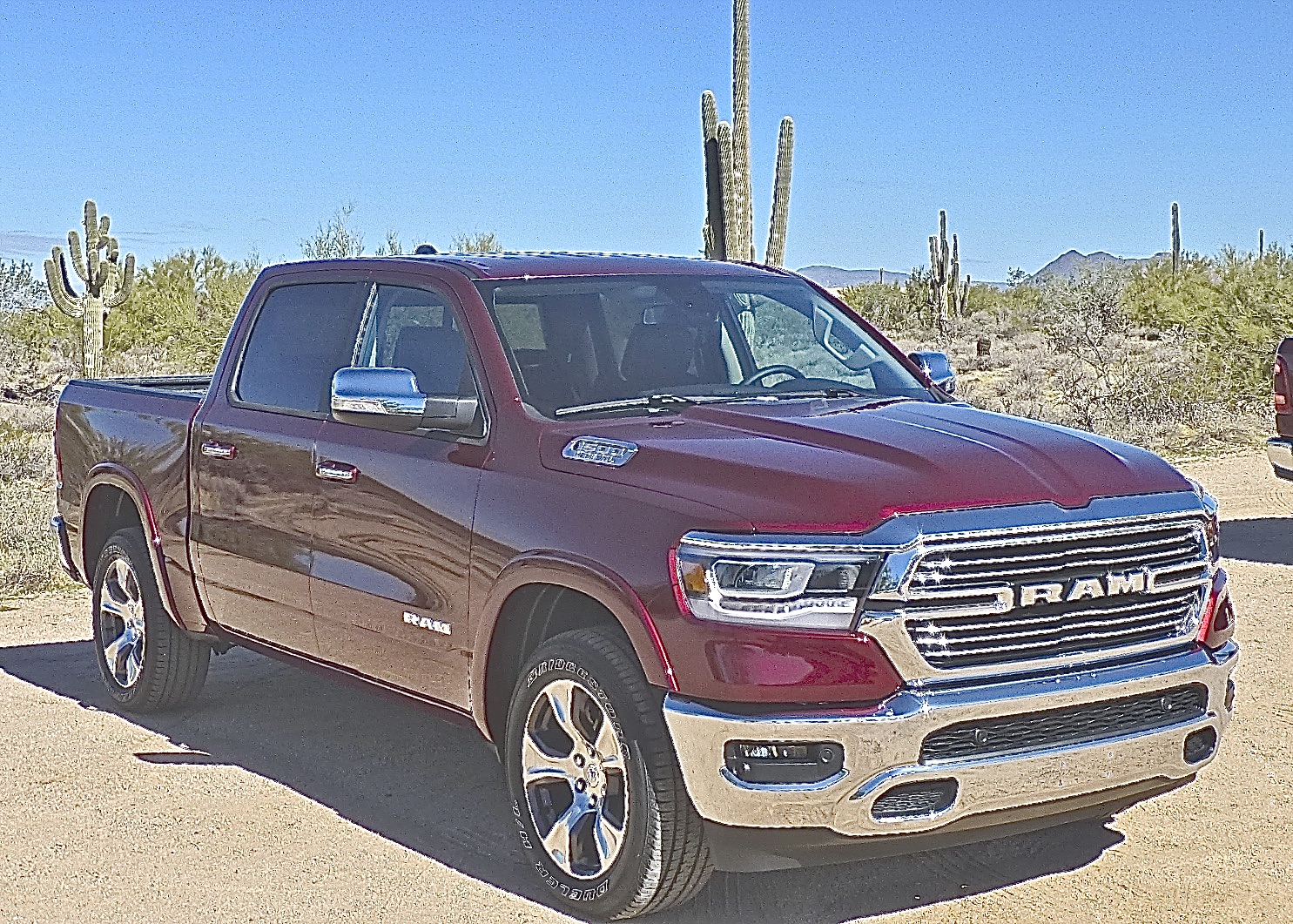 Ram has made huge gains in the U.S. pickup segment, rising to No. 2 behind the Ford F-150.