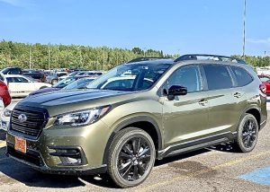 Subaru has made a tradition of building durable little SUV-type vehicles, but with the Ascent, it is going after the big, 3-row trucksters.